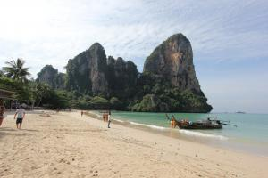 West Railay Beach в Краби