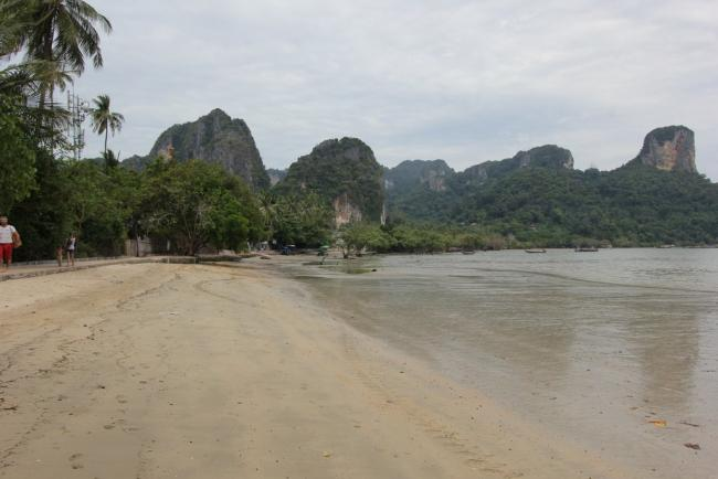East Railay Beach