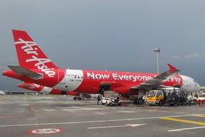 Air Asia - малайзийский лоукостер
