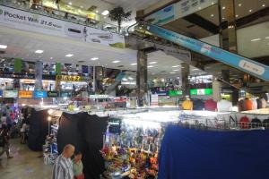 1ый этаж Пантип плазы в Бангкоке