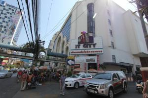 Магазин электроники Pantip Plaza в Бангкоке