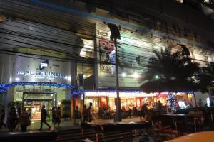 Станция метро Ratchathewi в Бангкоке