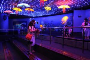 Siam Ocean World - Аквариум в Бангкоке