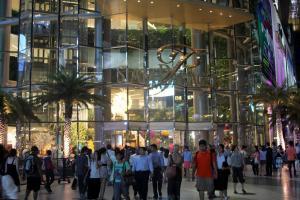 Siam Paragon - торгово-развлекательный центр