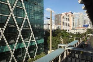 Станция метро Surasak (BTS) в Бангкоке