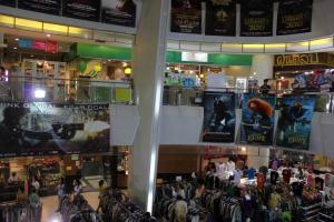 Торгово-развлекательный центр Century Movie Plaza в Бангкоке