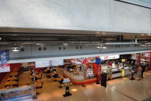 3-ый этаж аэропорта Суварнабхуми