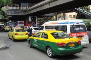 Такси-метер в Бангкоке