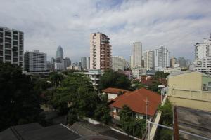 Вид с гостиницы EightVille в Бангкоке
