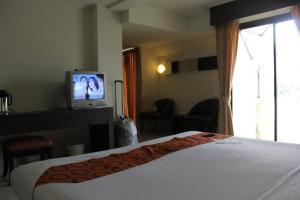 Комната в отеле White Palace Bangkok