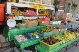 Цены на фрукты на Ко Чанг