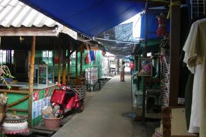 Пирс в Банг Бао (Остров Ко Чанг)
