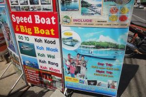 Экскурсии на острове Ко Чанг