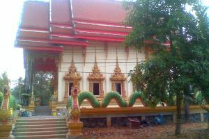 Буддийский храм на Ко Чанг