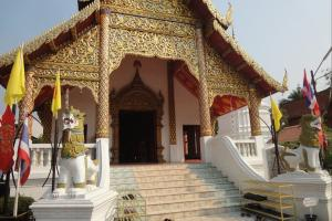 Храм Wat Chai Phrakiat