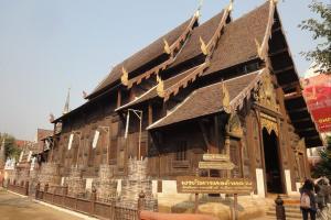 Храм Wat Phantao