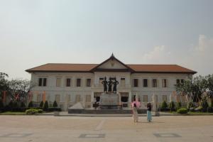 Музей культуры и искусства в Чанг Май