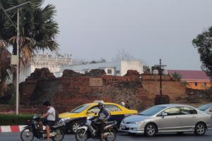 Стены старого города Чианг Май
