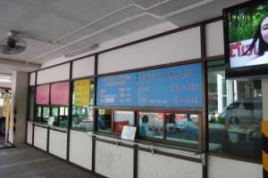 Билетные кассы в зоопарке Чанг Май