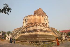 Chedy Luang (Чанг Май)