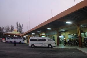 Автовокзал Arcade в Чианг Май