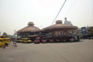 Автовокзал Chang Phuak