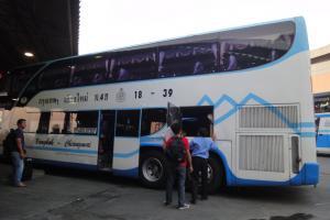 Автобус Бангкок - Чианг Май