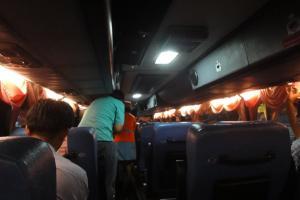 VIP-автобус Бангкок - Чанг Май