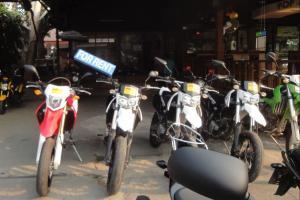 Аренда мотобайков в Чианг Май