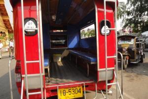 Сонгтео в Чианг Май
