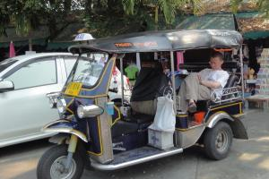 Тук-туки в Чианг Май