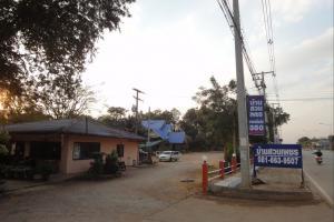 Тайских гестхаус на границе с Камбоджей в городе Aranyaprathet