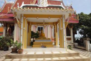 Тайский Храм в Сирача