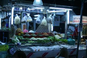 Уличная кухня