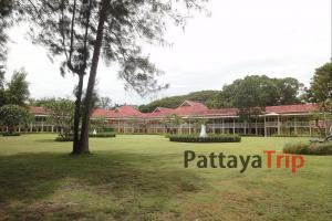 Дворец Maruekathaiyawan