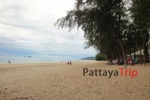 Пляж Suan Son