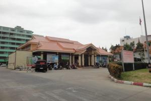 Автовокзал в Хуа Хин (Тайланд)