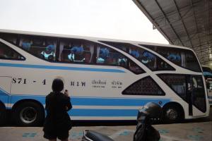 Автобус Чианг Май - Хуа Хин
