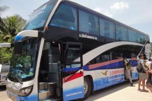 Автобус Самуи - Хуа Хин