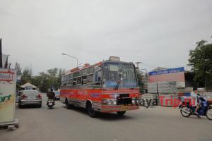 Автобус в Хуахине