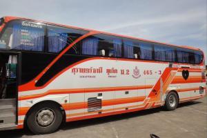 Добраться в Као Лак на автобусе Пхукет - Сураттани