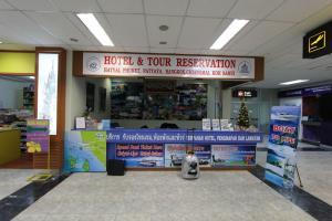 Аэропорт Хат Яй. Здесь можно купить трасфер до Ко Липе