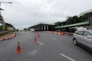 Выход из аэропорта Хат Яй