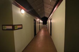 Корридор в отеле