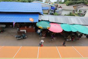 Рынок рядом с гостиницей Harmony Bed And Bakery