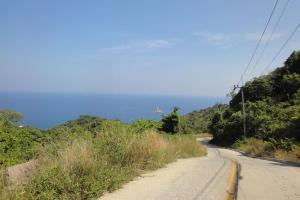 Дороги на Ко Тао