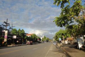 Утро в городке Ао Нанг