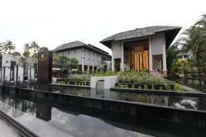 Отель Bhu Nga Thani на пляже Рейли Ист
