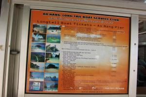 Цены на лодки от Ао Нанг