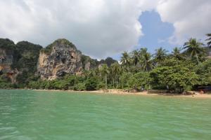 Пляж Тонсай - вид с моря